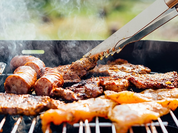food-chicken-meat-outdoors